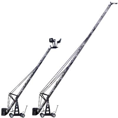 Foxy Pro crane by Panther