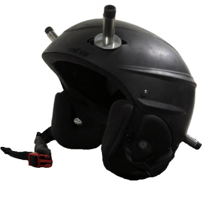Helmet with rigging points