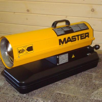 Mazout heater20kw