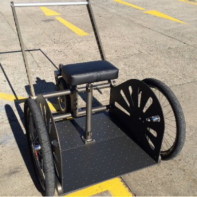 Rickshaw by GT