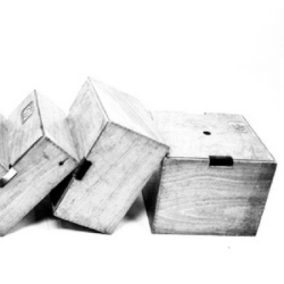 SET of Apple boxes