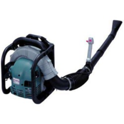 leafblower by Makita 2 stroke engine on your back